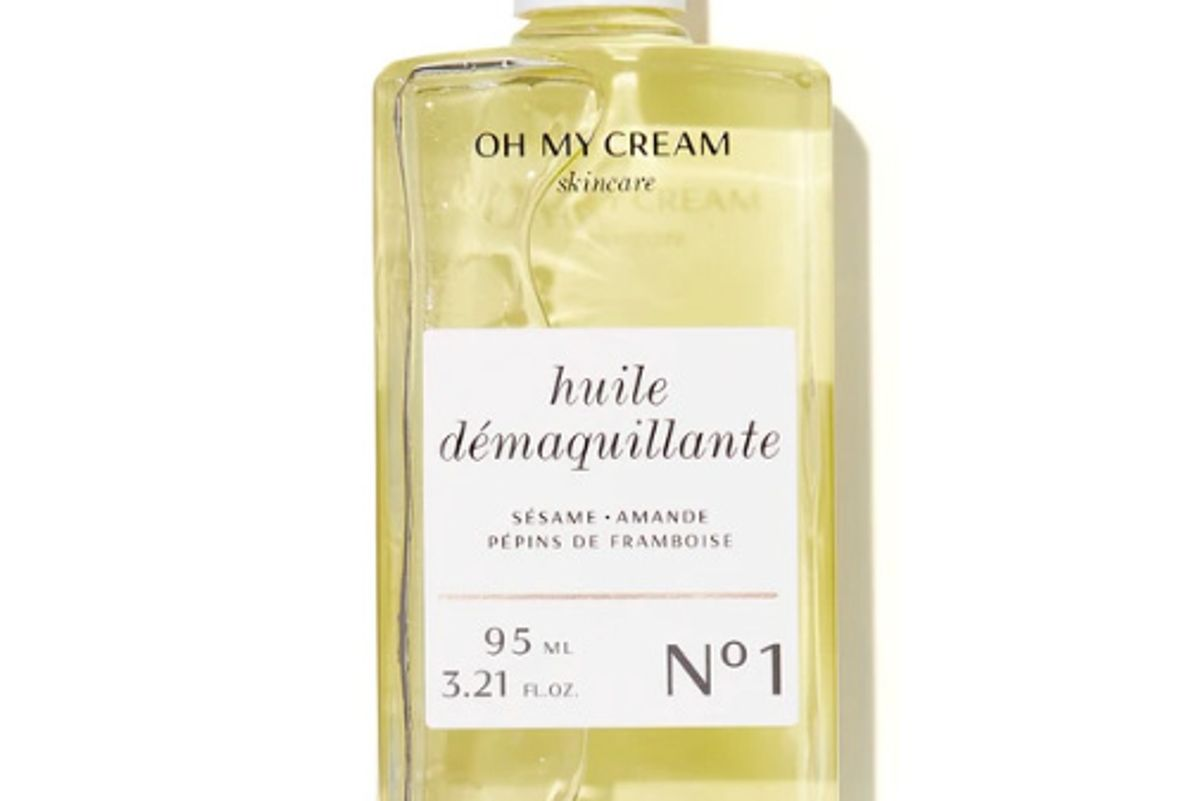 oh my cream skincare makeup removing oil