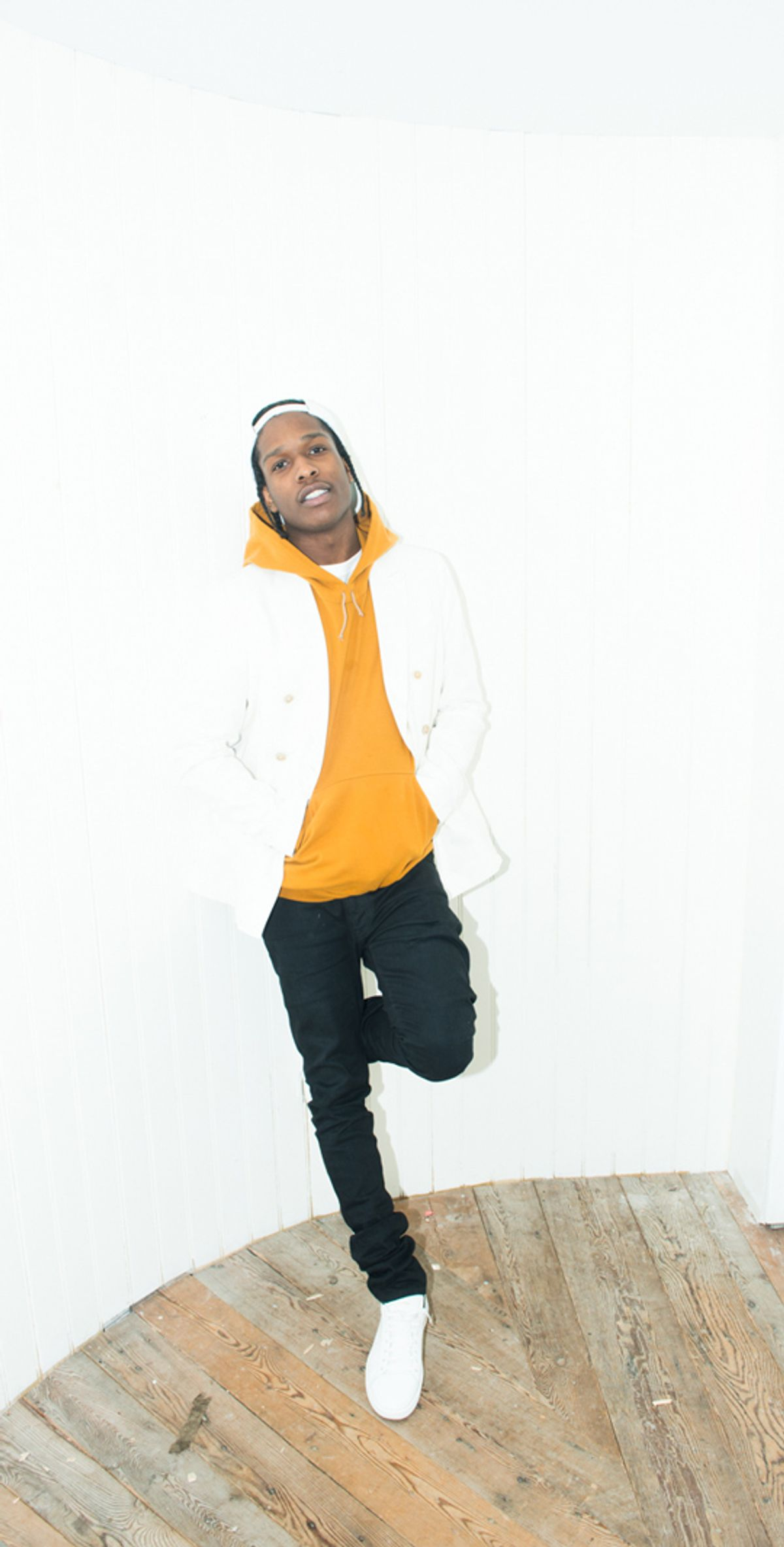That Time We Went Into A$AP Rocky's Closet
