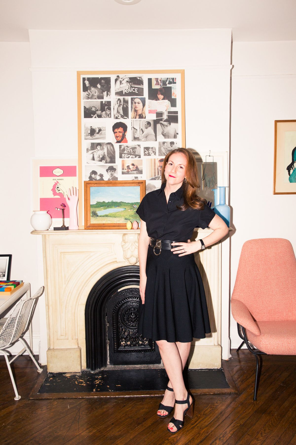 i-D's Editorial Director Rory Satran Shows Us Her Closet