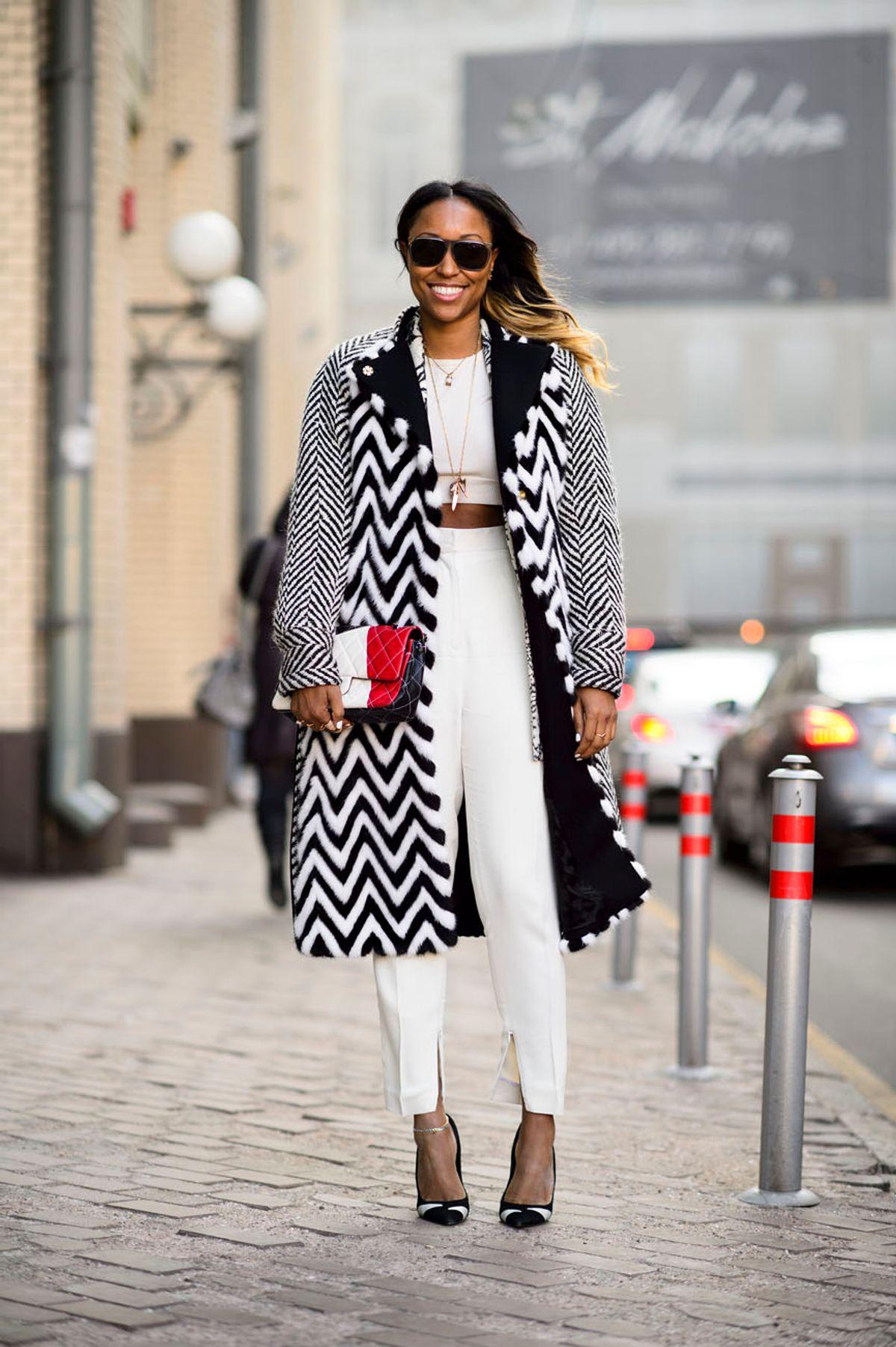 Shiona Turini Takes Russian Fashion Week