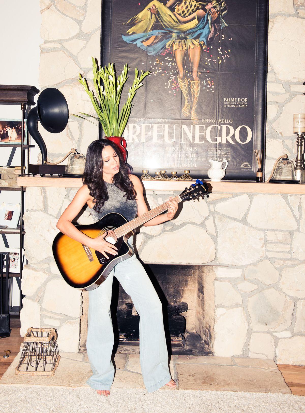 Inside Actress Jurnee Smollett-Bell's California Closet