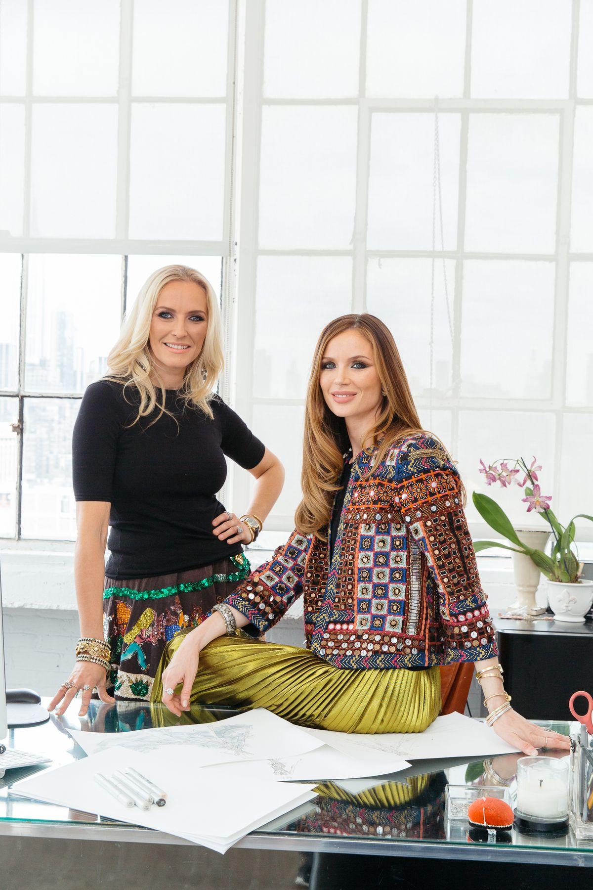 Georgina Chapman & Keren Craig