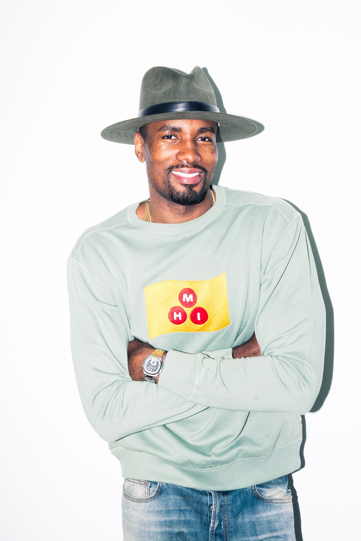 We Need to Talk about Serge Ibaka's Closet
