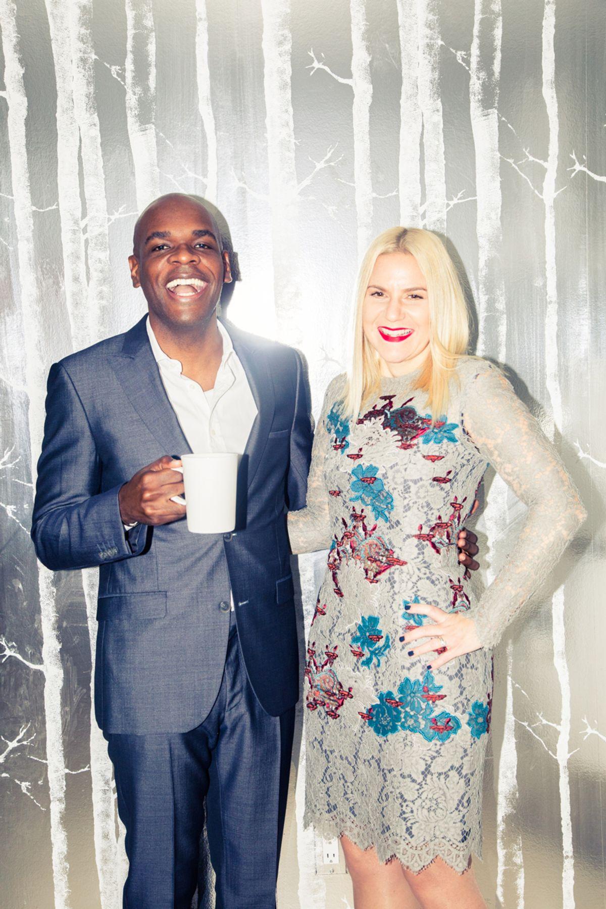 Jermaine & Leslie Hall