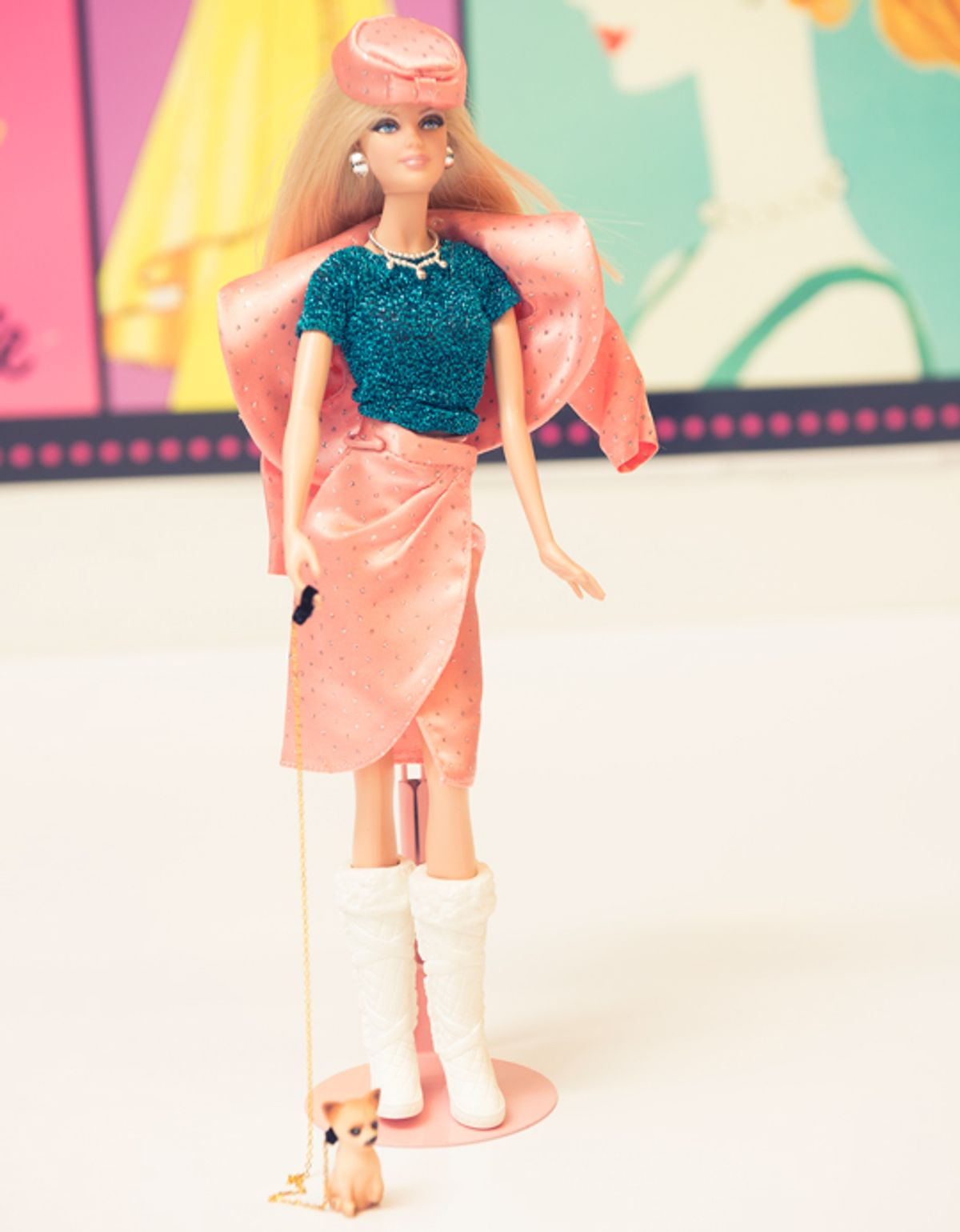 That Time We Spent an Afternoon with Barbie