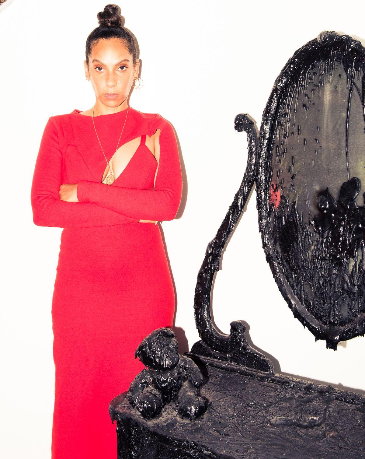 We Once Raided Melina Matsoukas' Closet