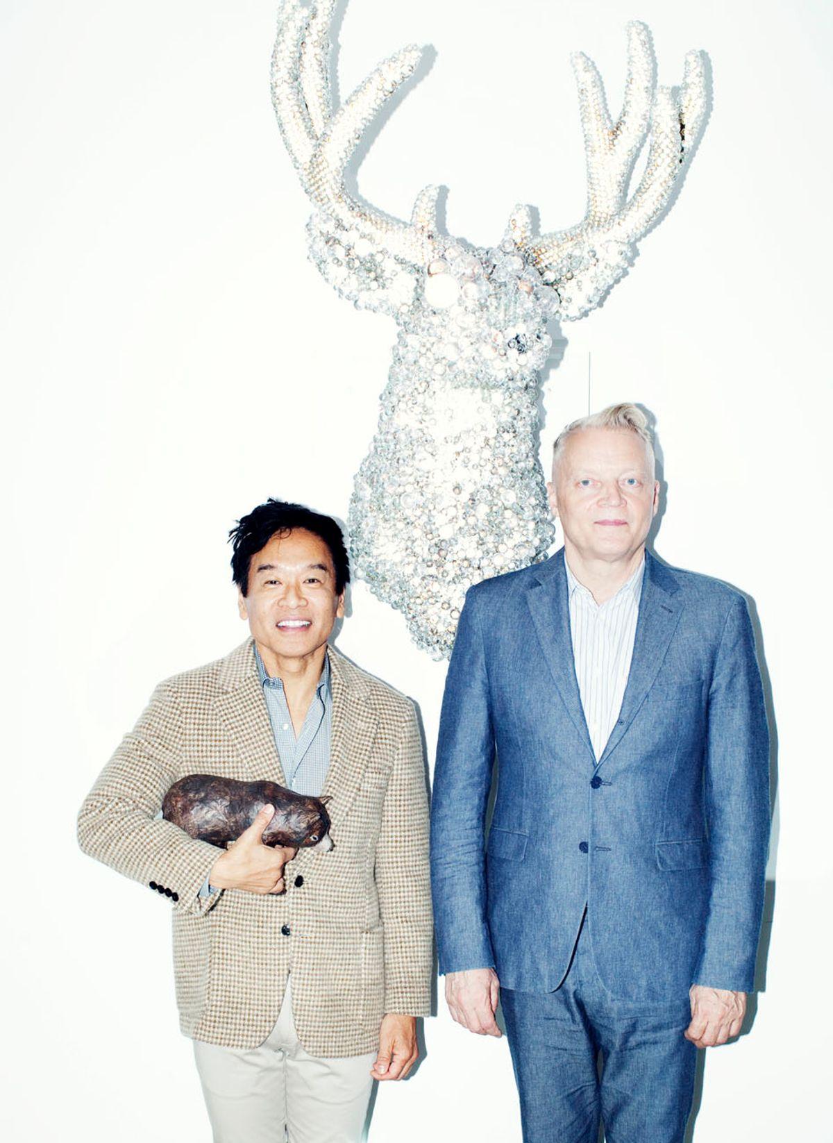 George Yabu & Glenn Pushelberg