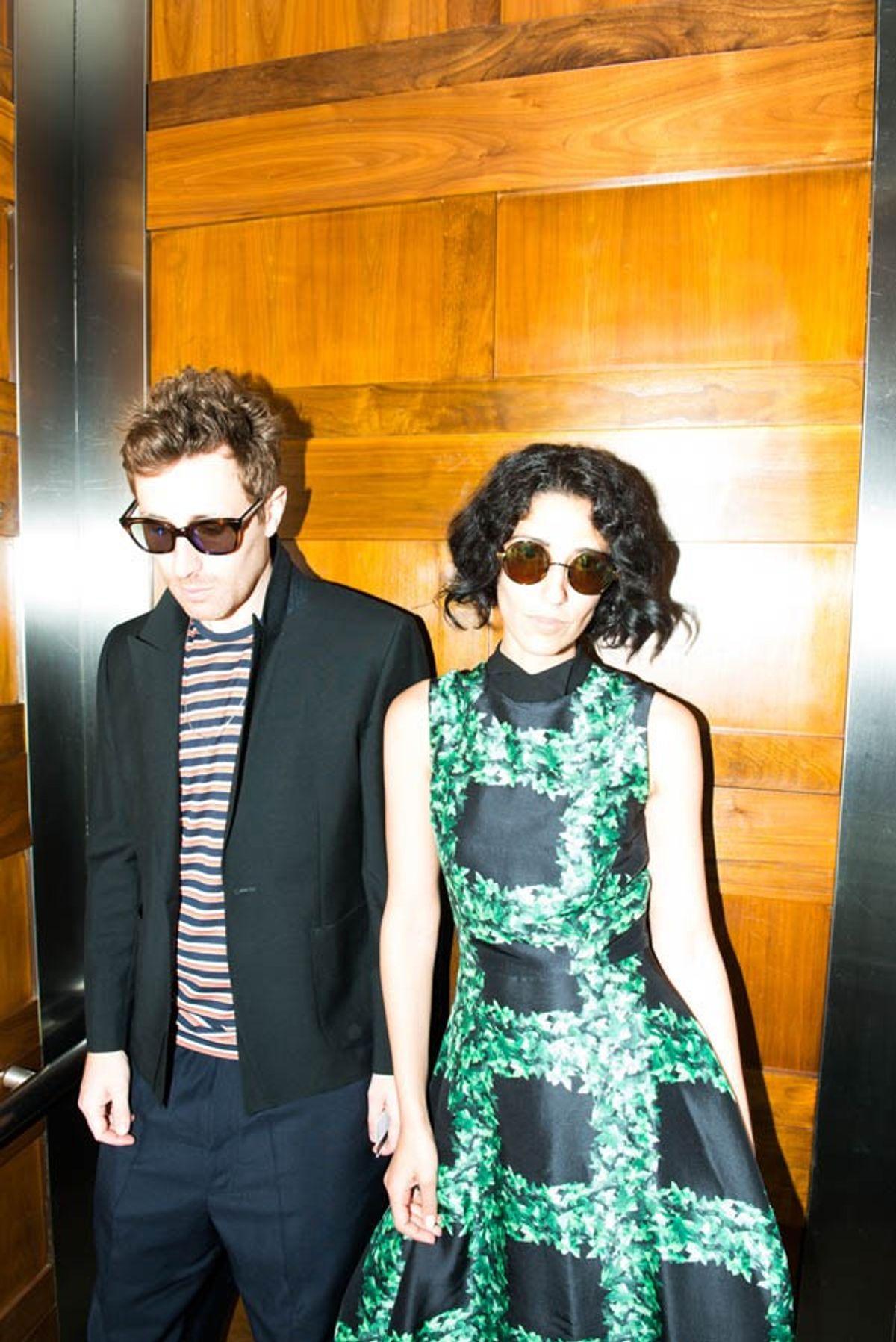 Yasmin Sewell & Kyle Robinson