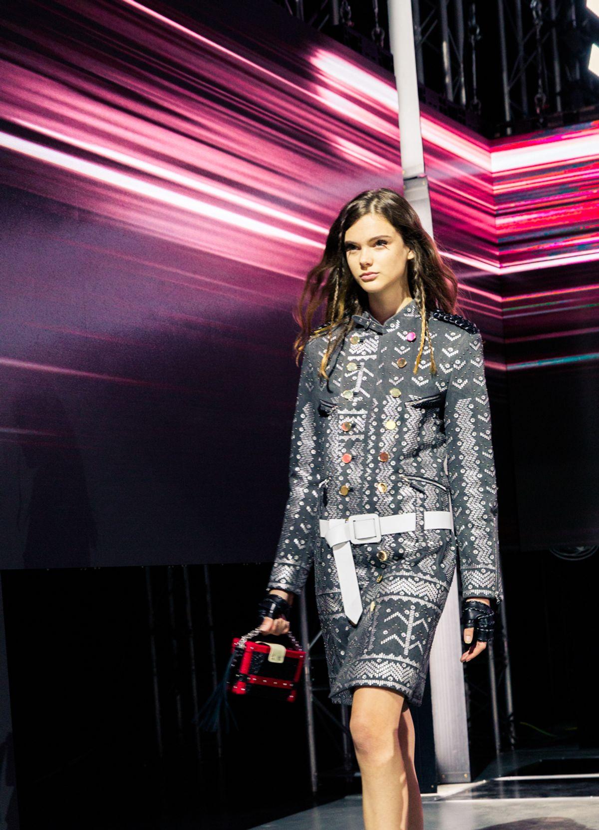Inside the Louis Vuitton Spring 2016 Show