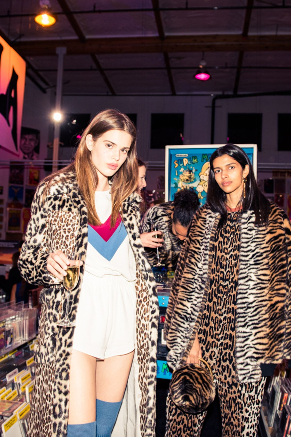 Inside Stella McCartney's Fall 2016 Show