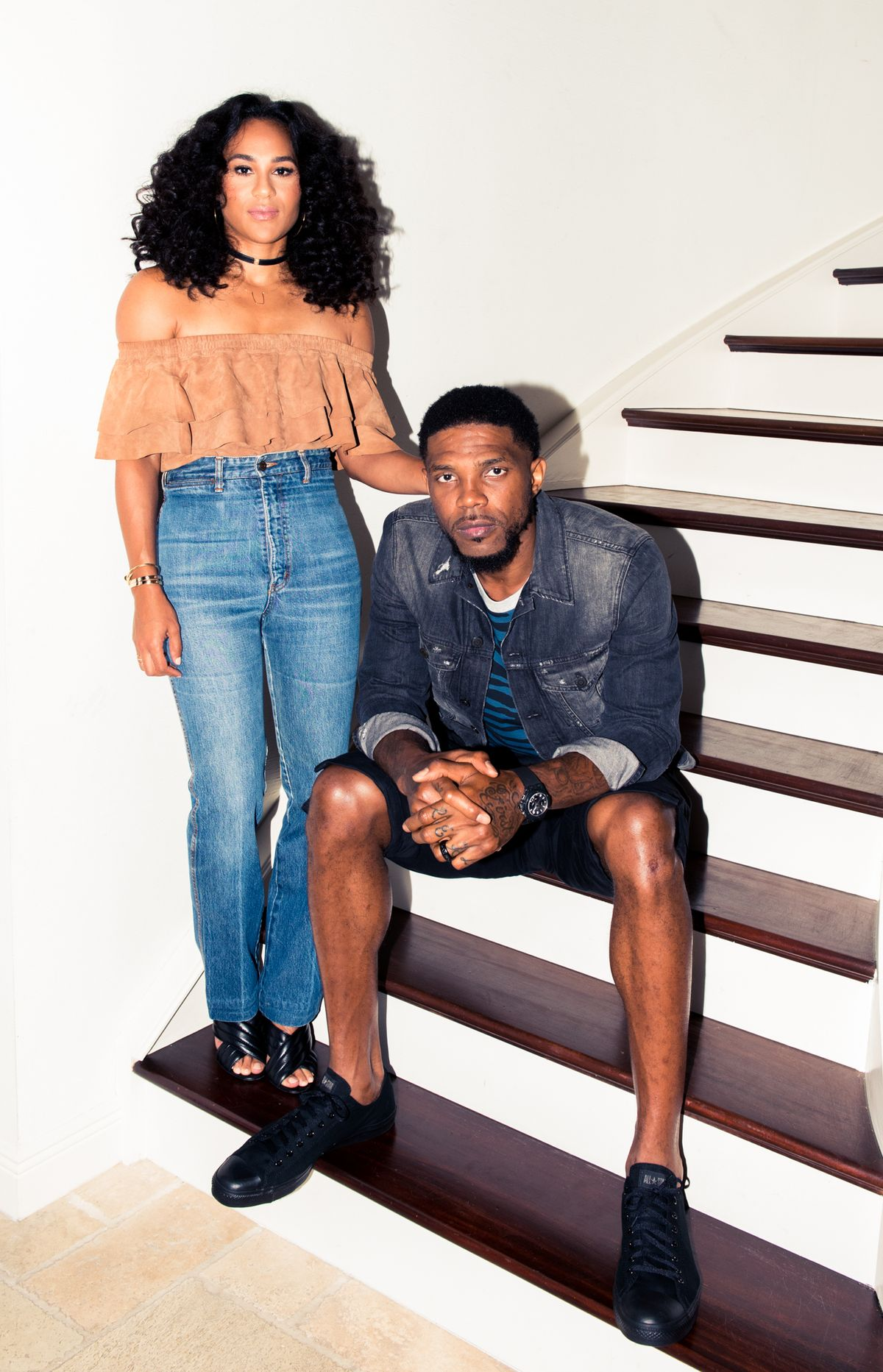 Udonis & Faith Rein Haslem Have Possibly the Biggest Sneaker Collections We've Ever Seen