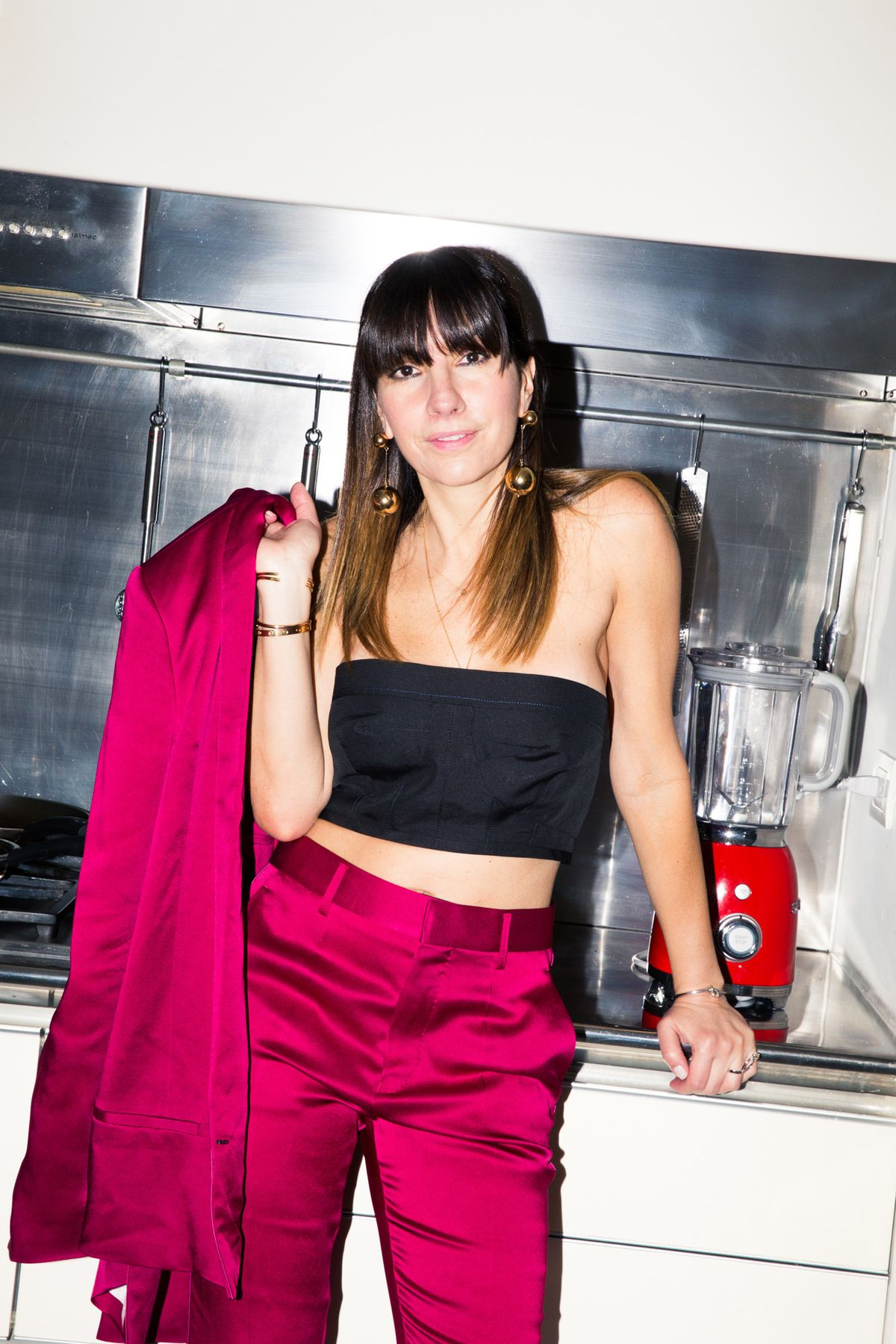 What a Mexico City Fashion Stylist and Influencer Stocks In Her Closet