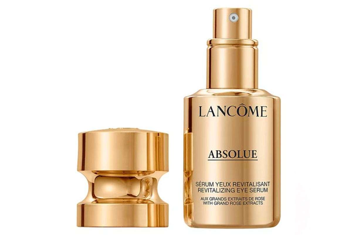 lancome absolue revitalizing eye serum
