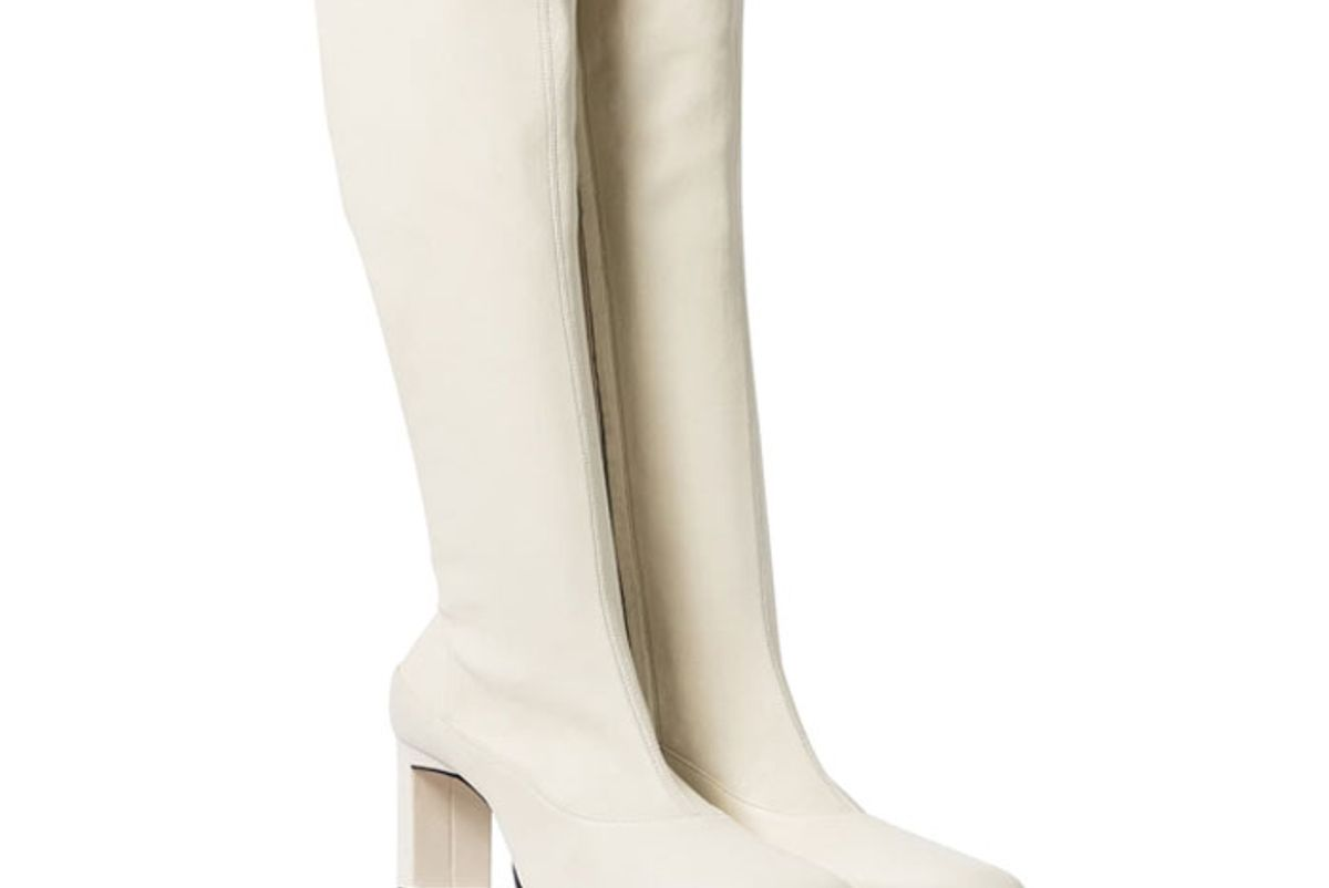 wandler lesley leather knee high boots