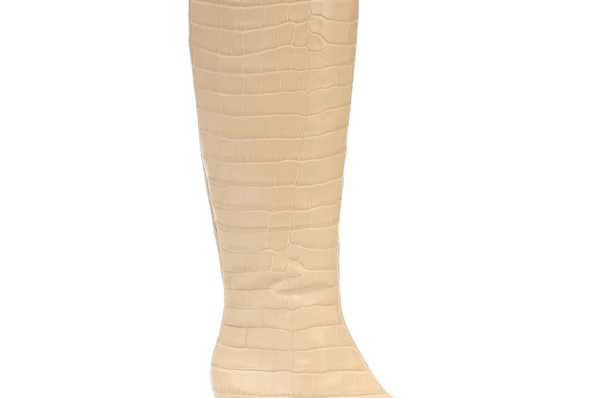 mercedes castillo kyle leather knee high boots