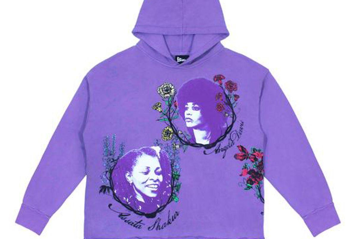 barriers powerful black women pull over hoodie