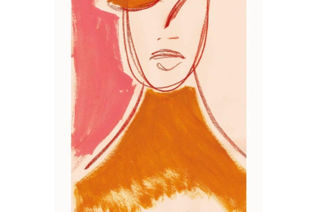 loulou avenue pink portrait