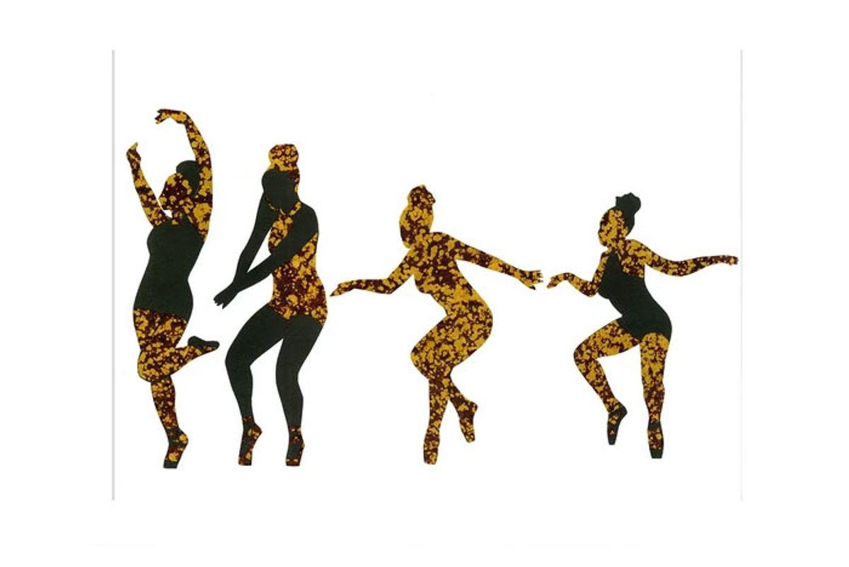 birungi kawooya hiplet ballerinas