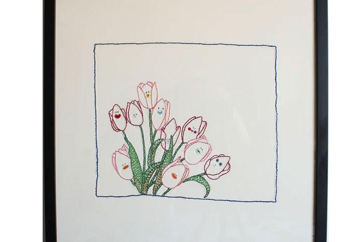 lily rosen gossiping tulips