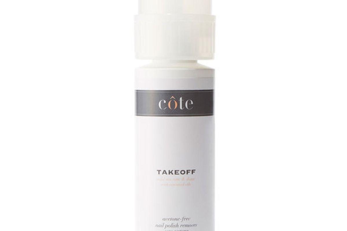 cote takeoff polish remover