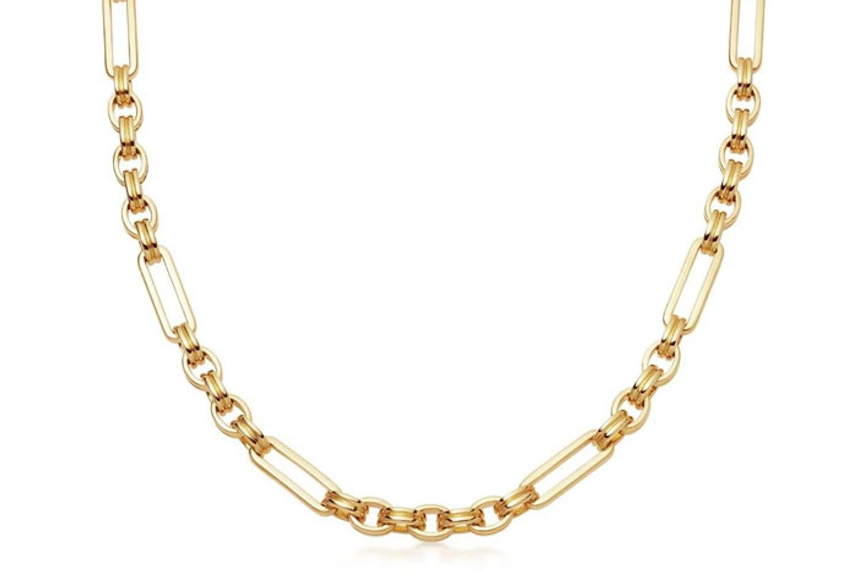 missoma gold axiom chain necklace
