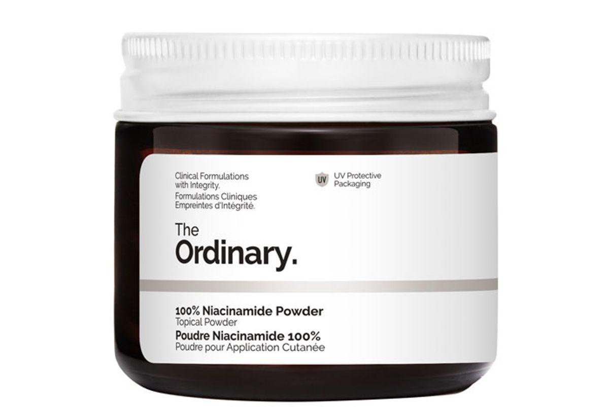 the ordinary 100 niacinamide powder
