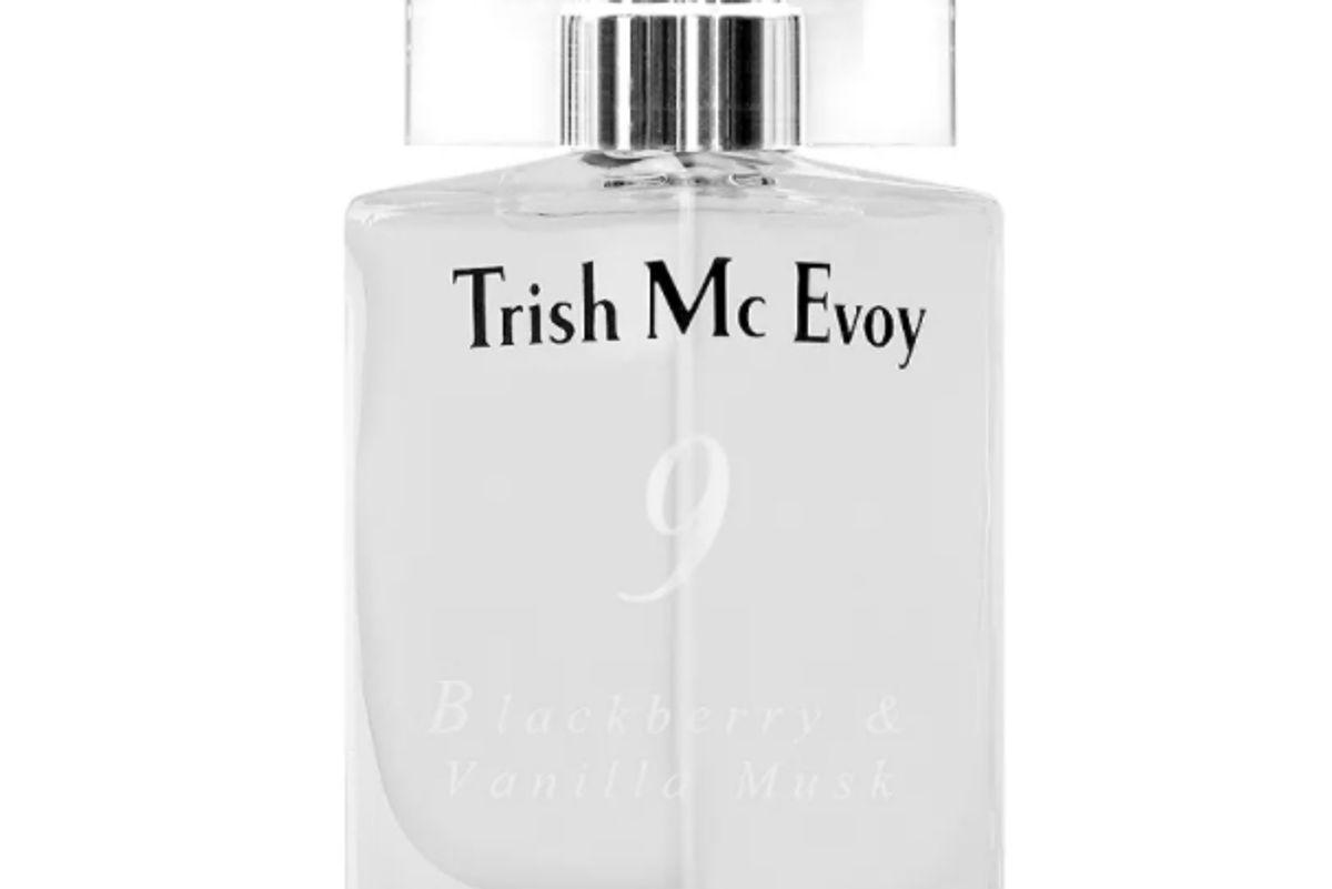 trish mcevoy no 9 blackberry and vanilla musk