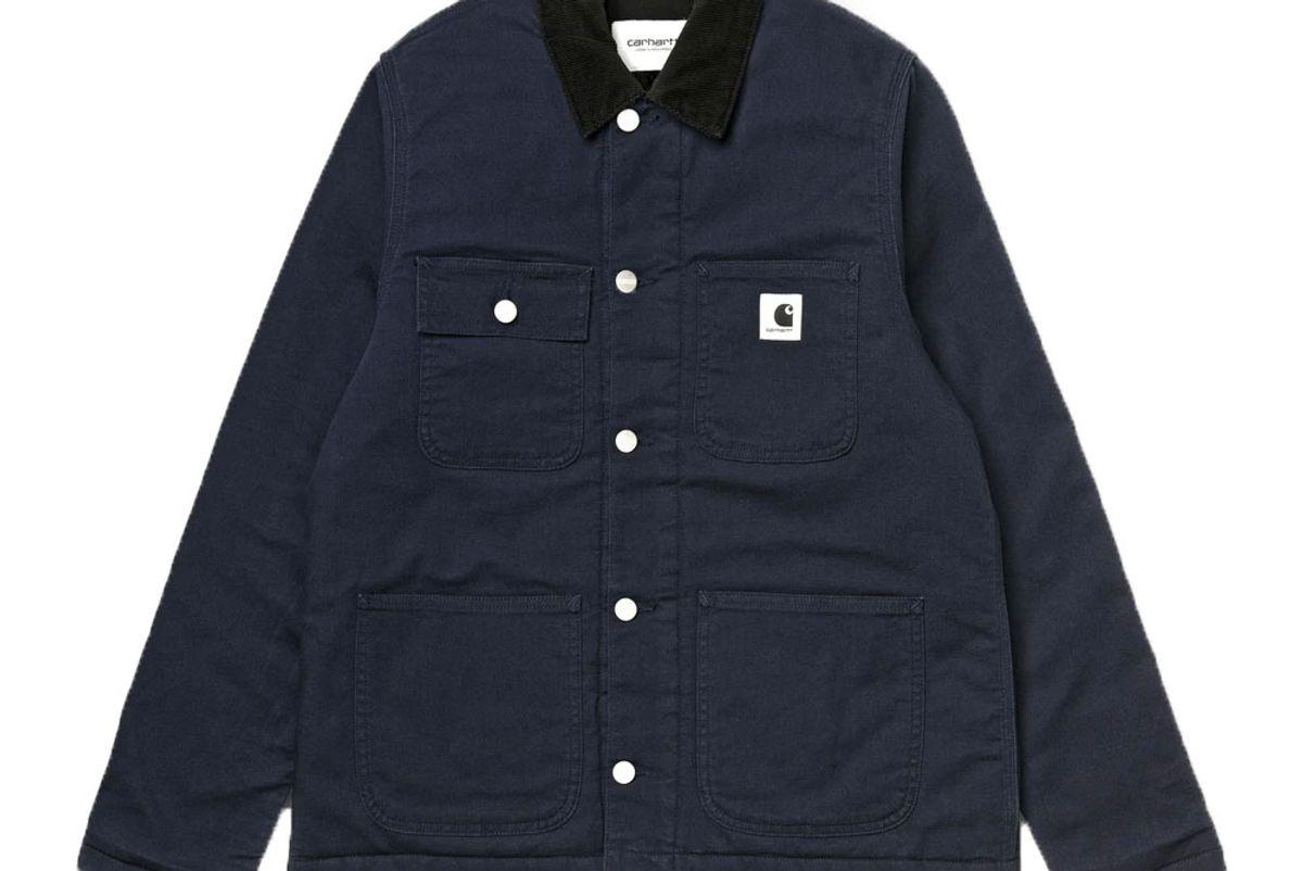 carhartt wip womens michigan jacket