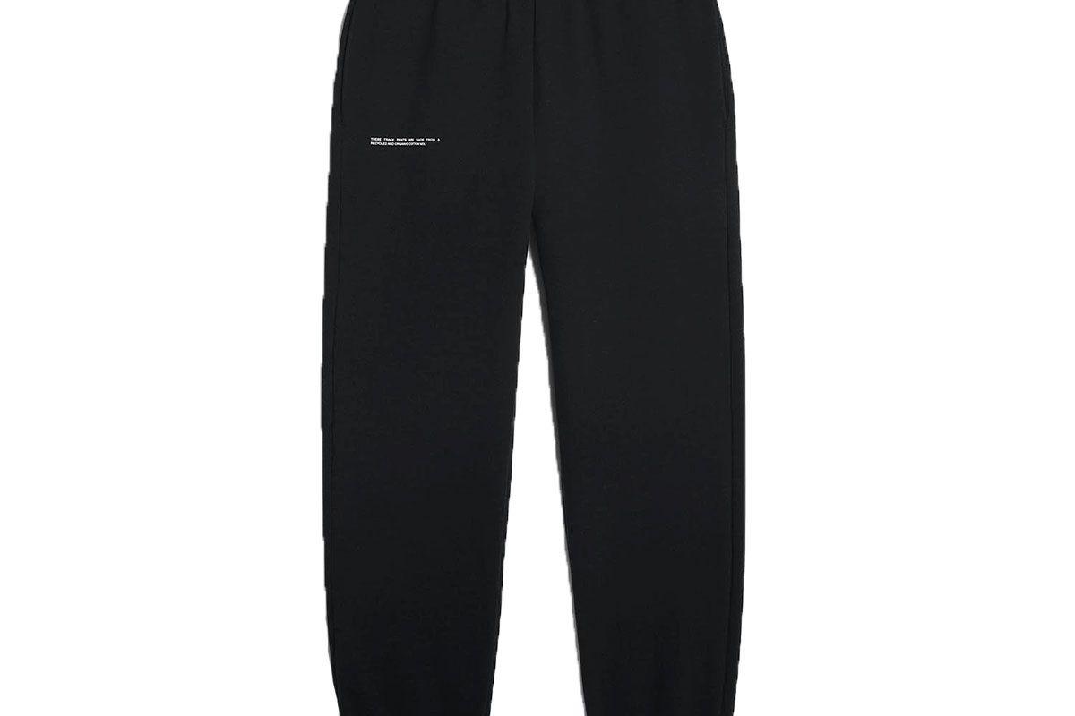 pangaia heavyweight recycled cotton track pants