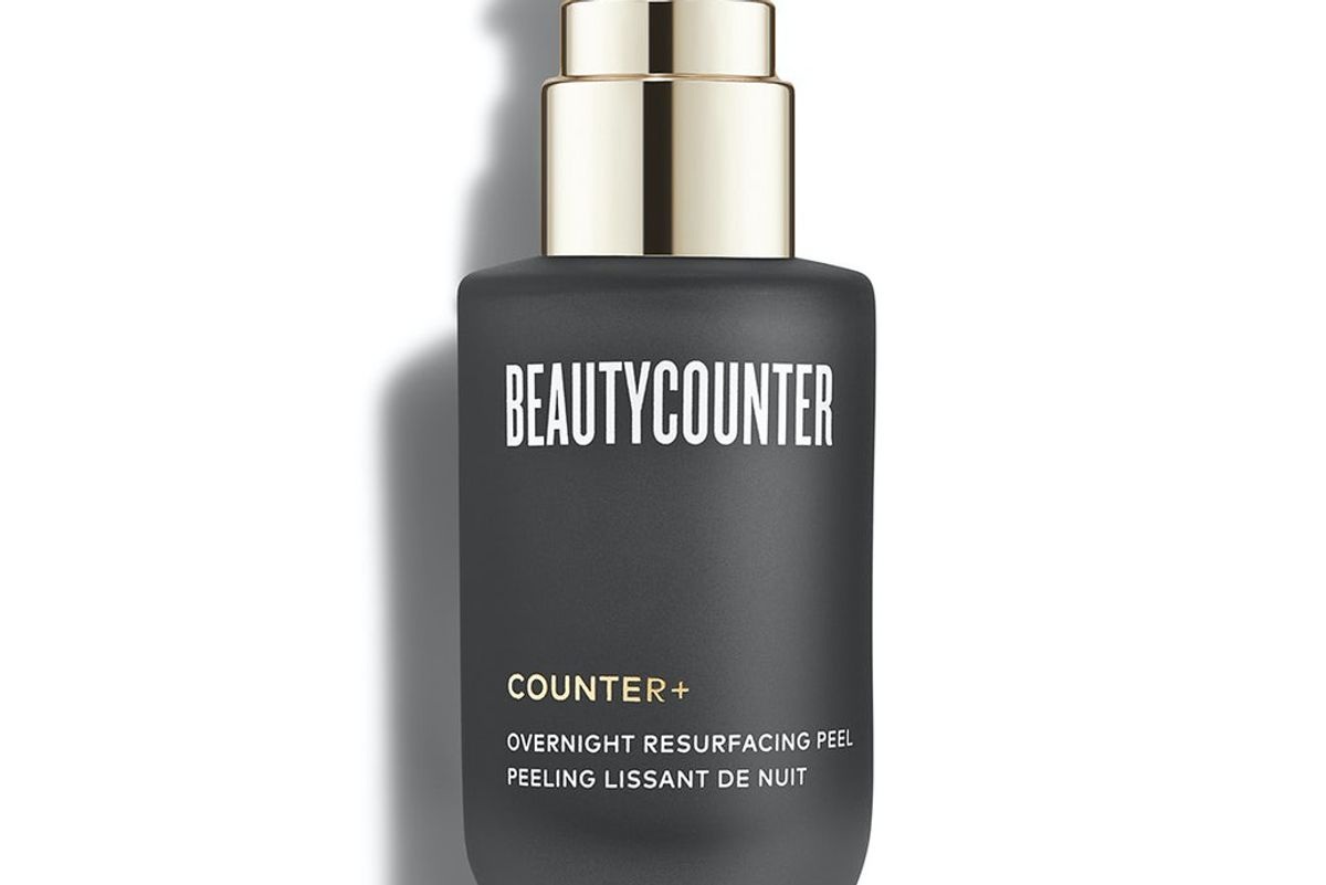 beautycounter counter plus overnight resurfacing peel
