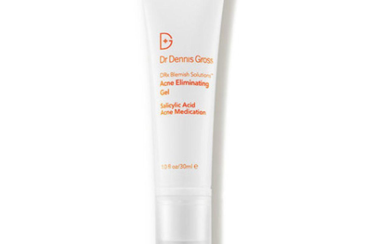 dr dennis gross drx blemish solutions acne eliminating gel