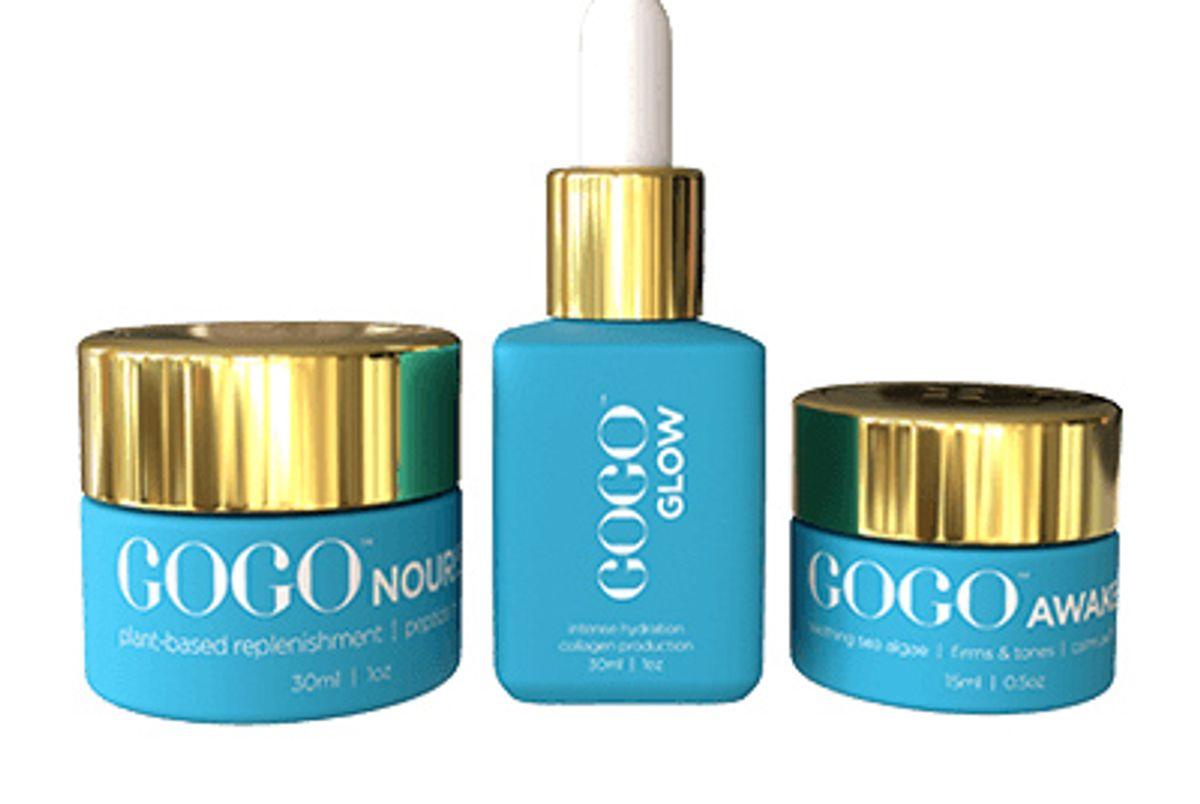 gogo skincare system