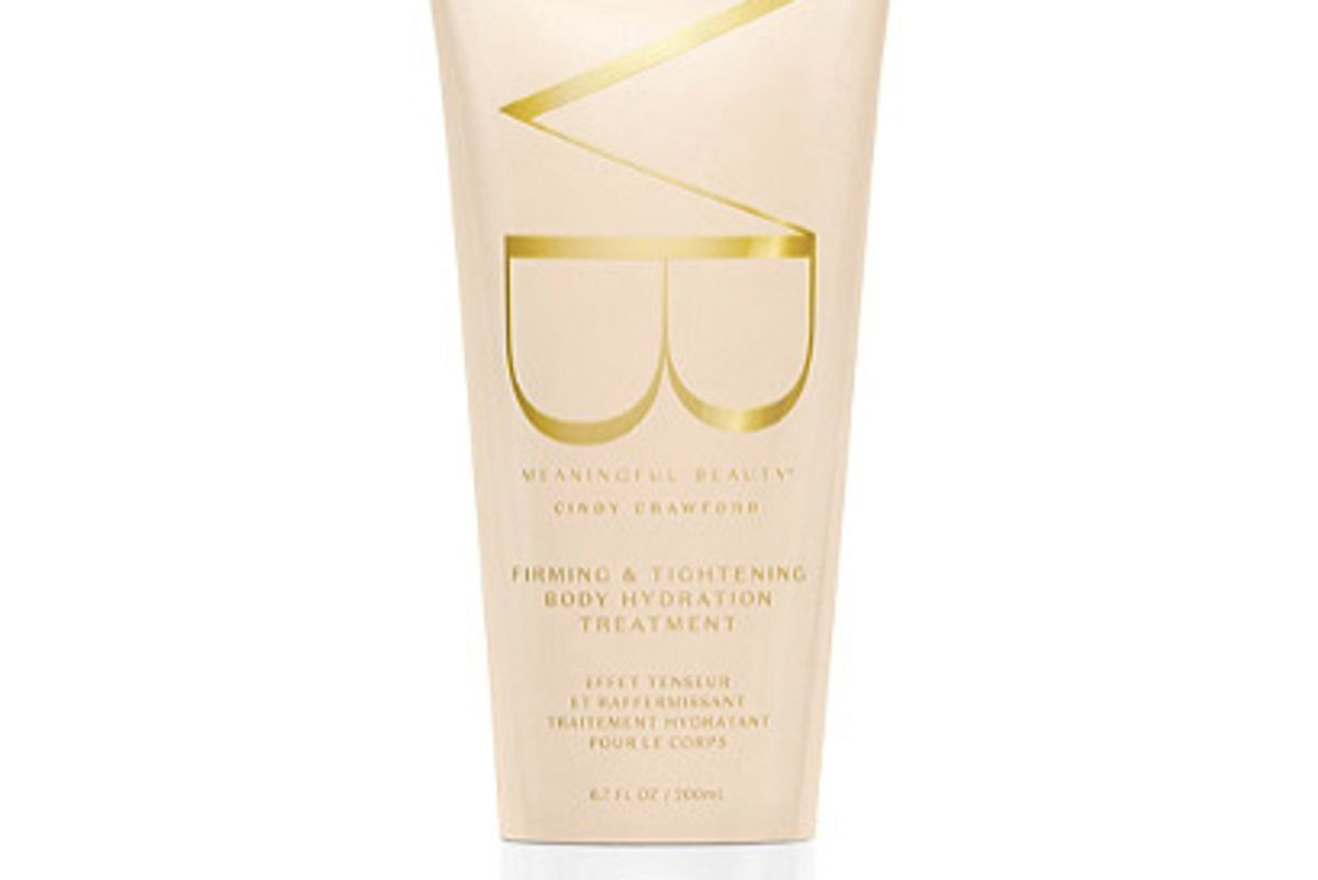 meaningful beauty firming and tightening body hydration treatment