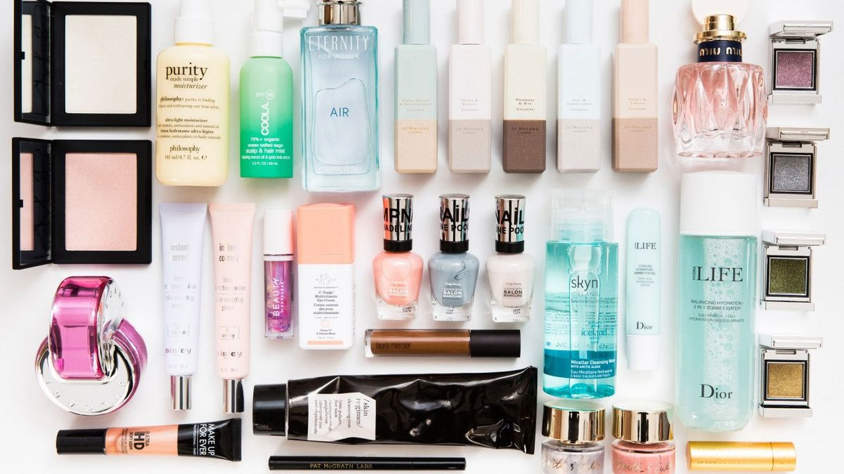 beauty products january 2021