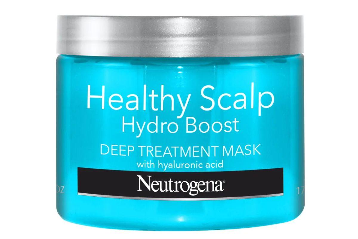 neutrogena healthy scalp hydro boost deep treatment mask