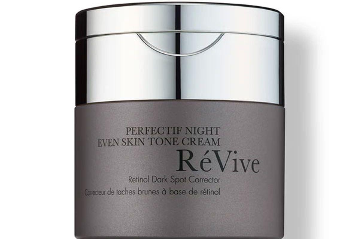 revive perfectif night even tone cream