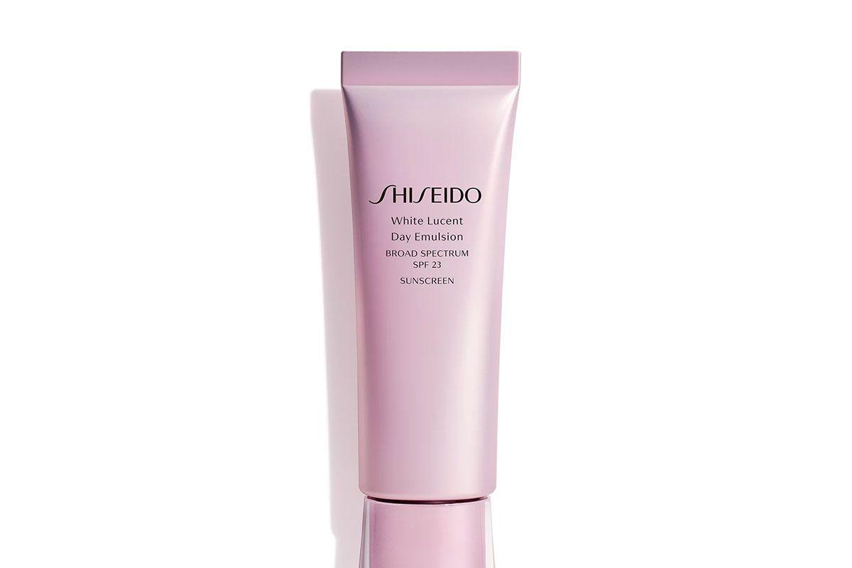 shiseido white lucent day emulsion broad spectrum spf 23