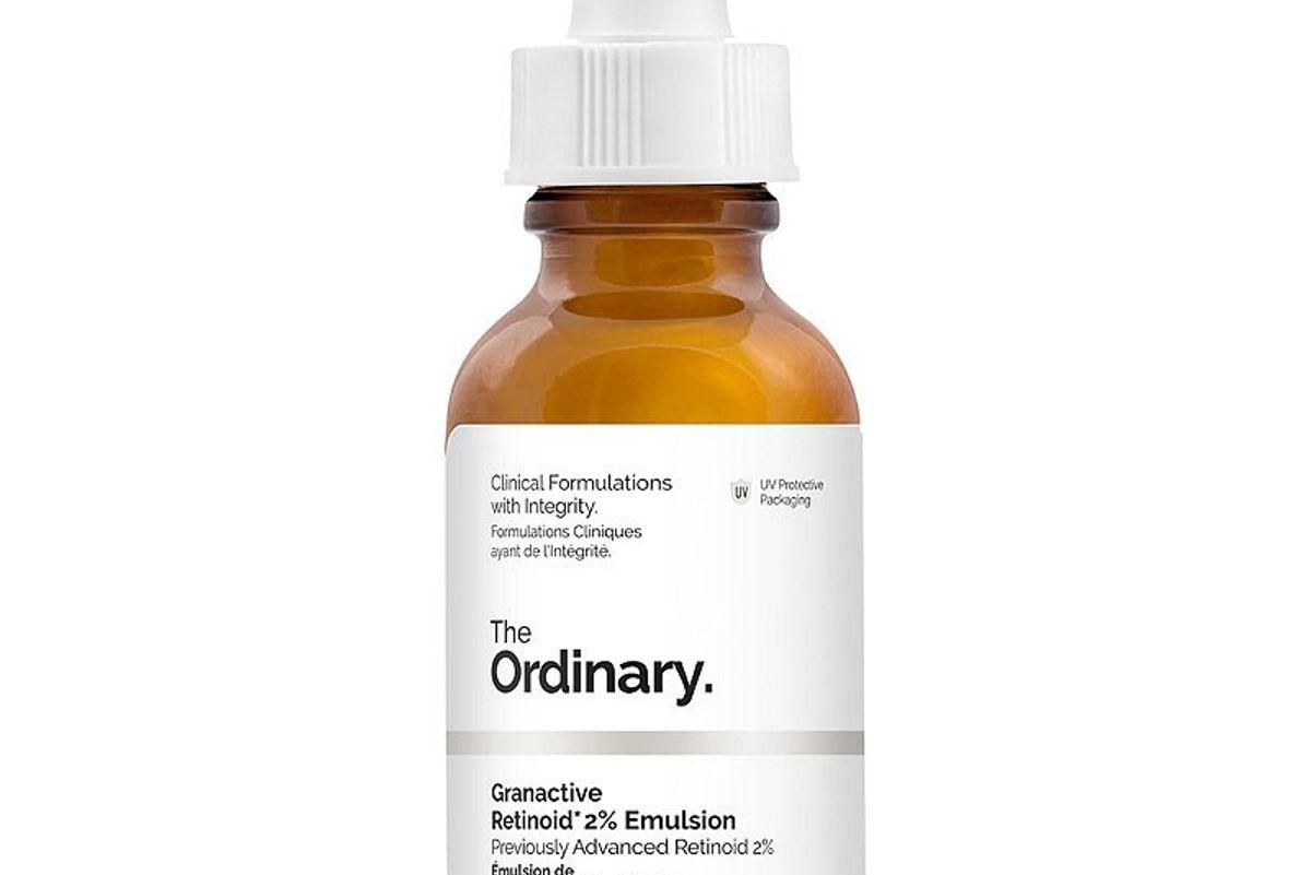 the ordinary granactive retinoid 2 percent emulsion