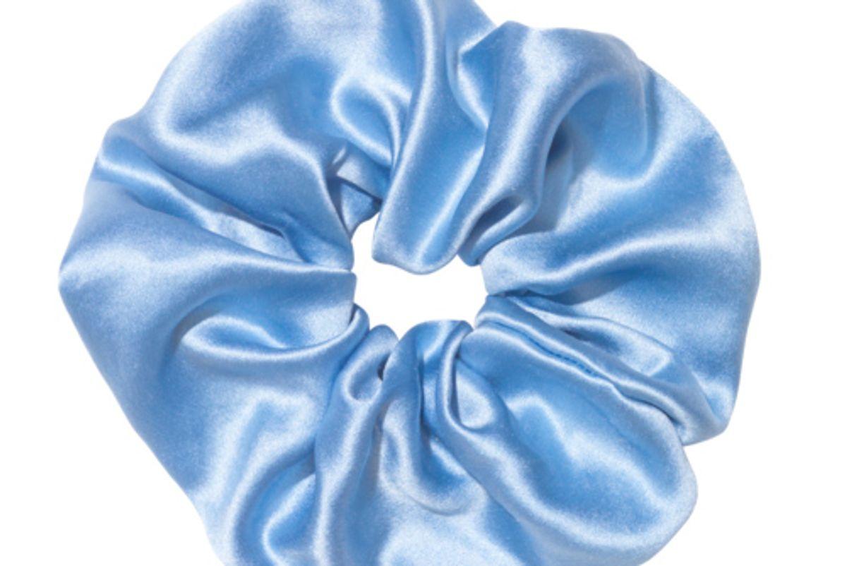 refine the scrunchie