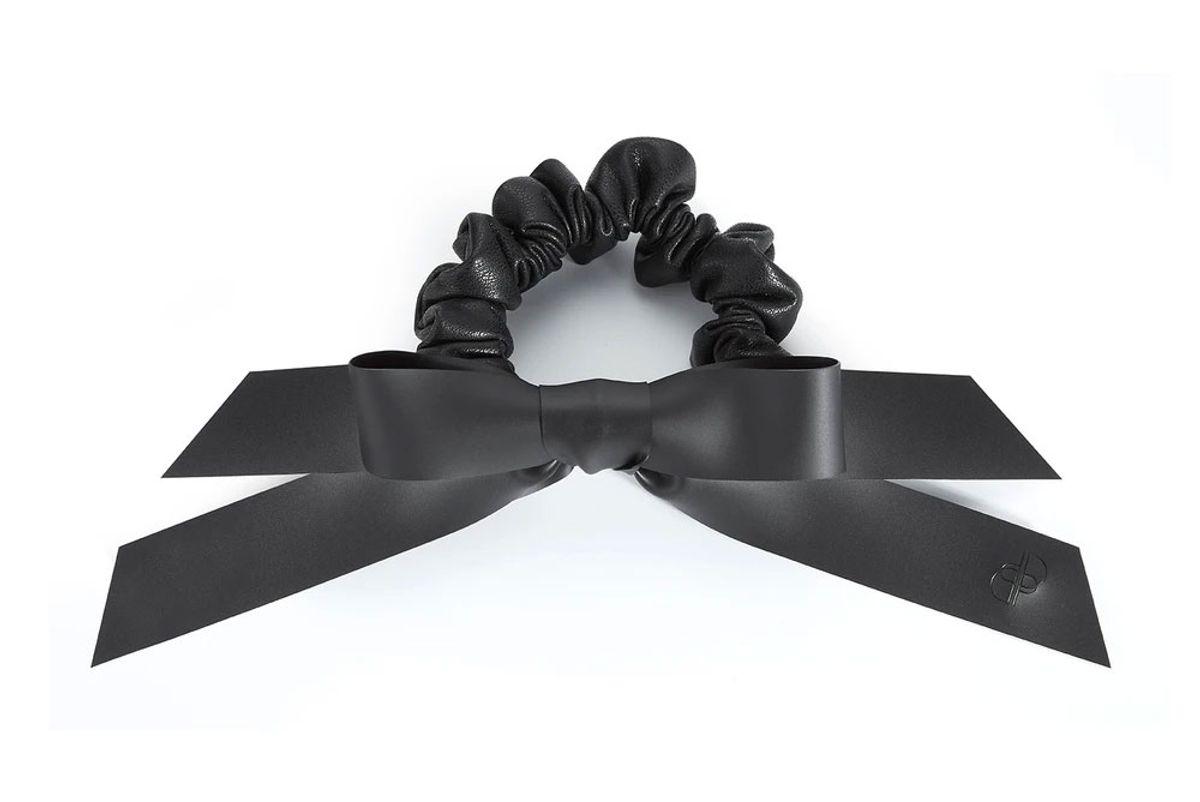 deborah pagani bow scrunchie