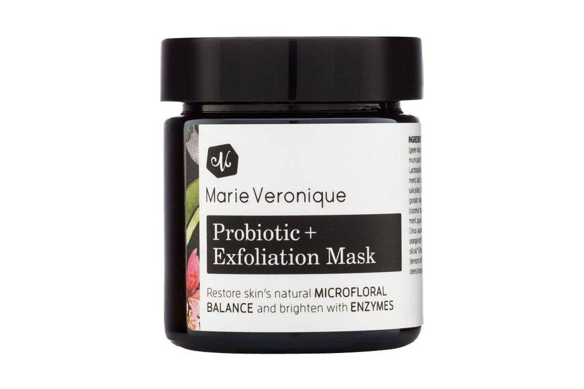 marie veronique probiotic exfoliation mask