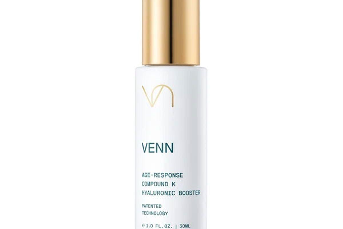 venn skincare age response compund k hyaluronic booster