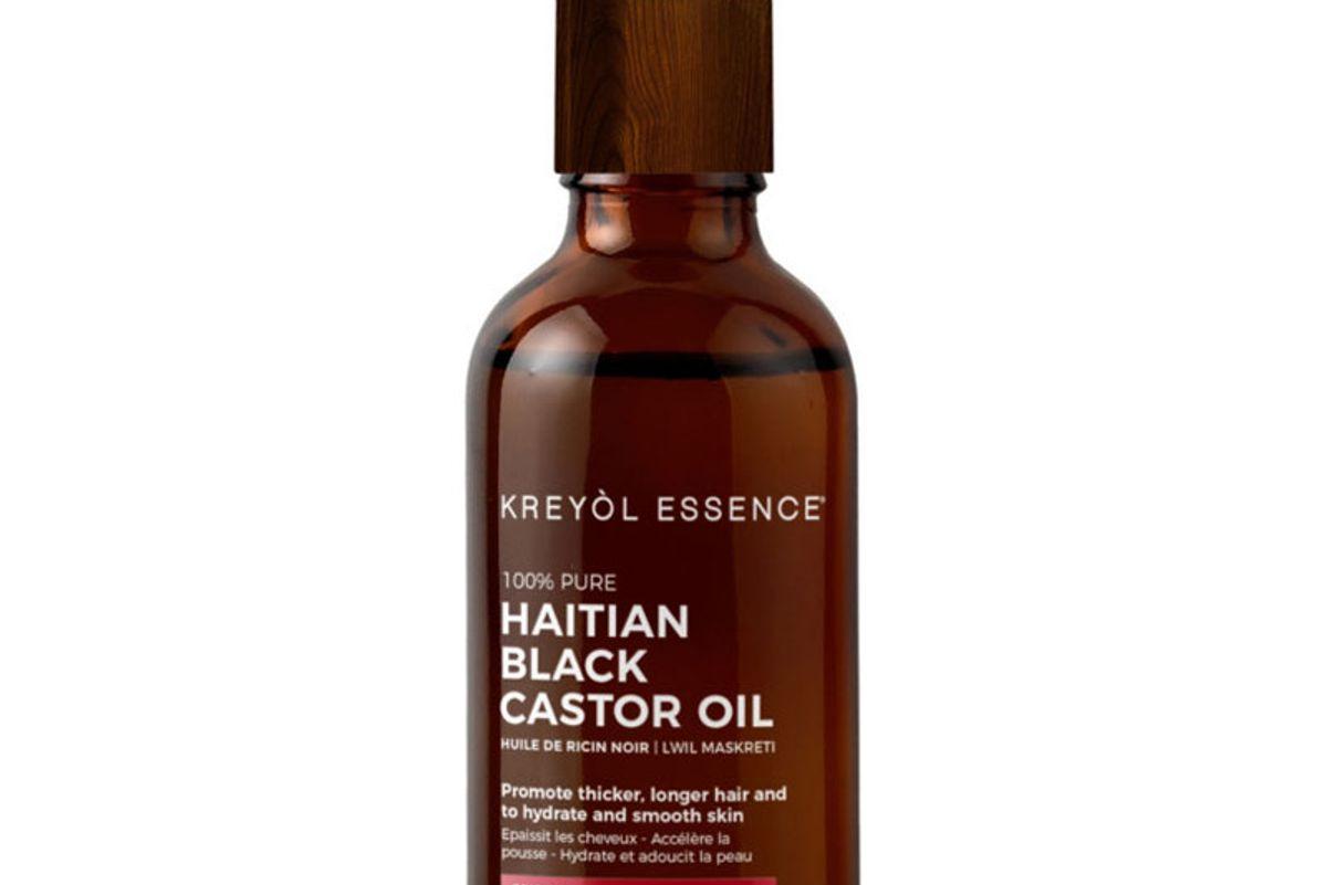 kreyol essence haitian black castor oil rosemary mint