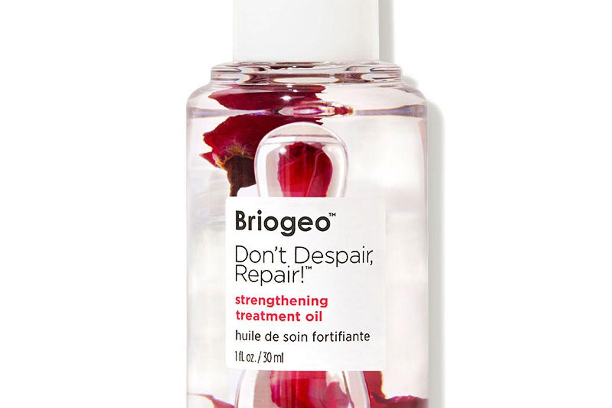 briogeo dont despair repair strengthening treatment hair oil