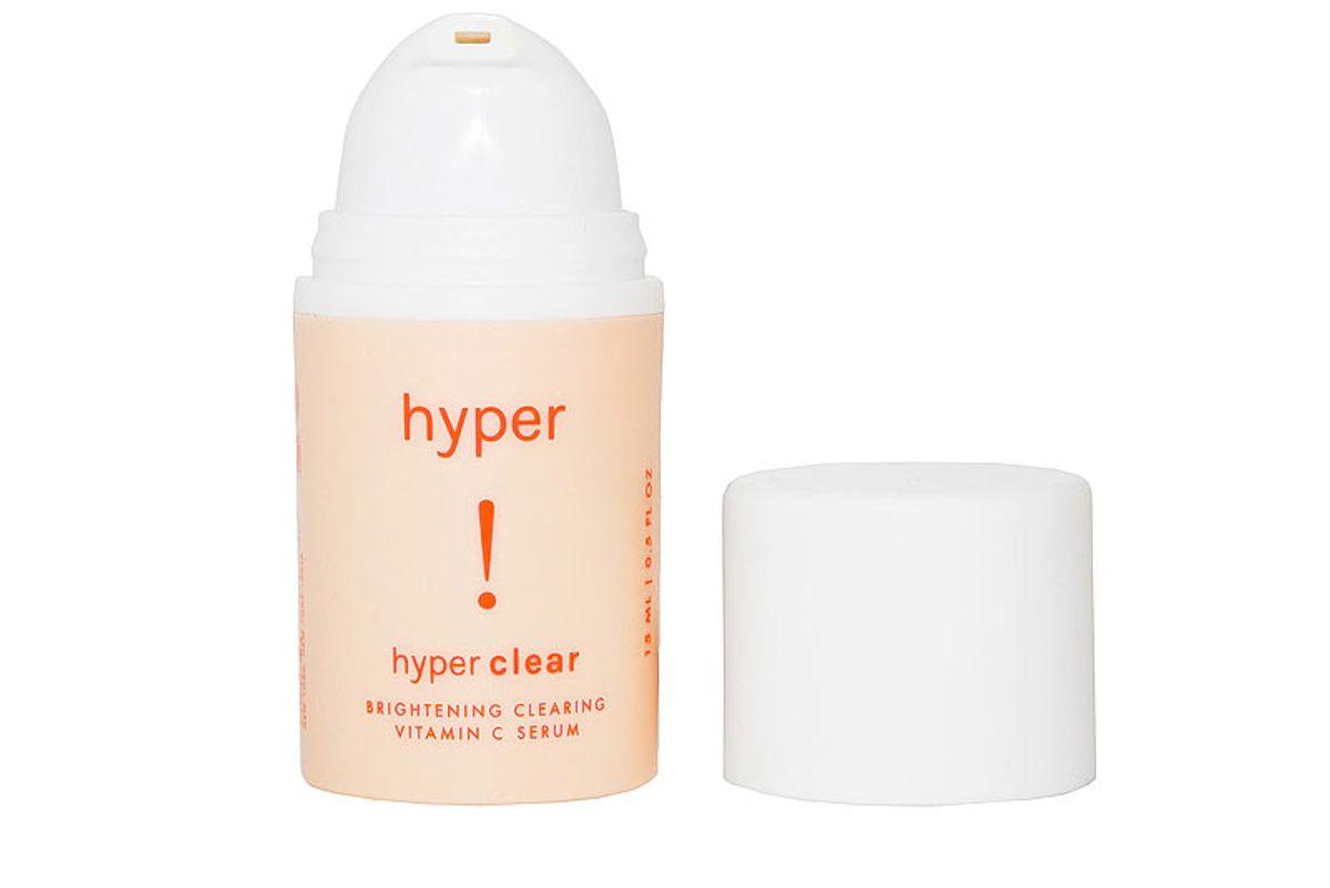 hyper skin hyper clear brightening clearing vitamin c serum