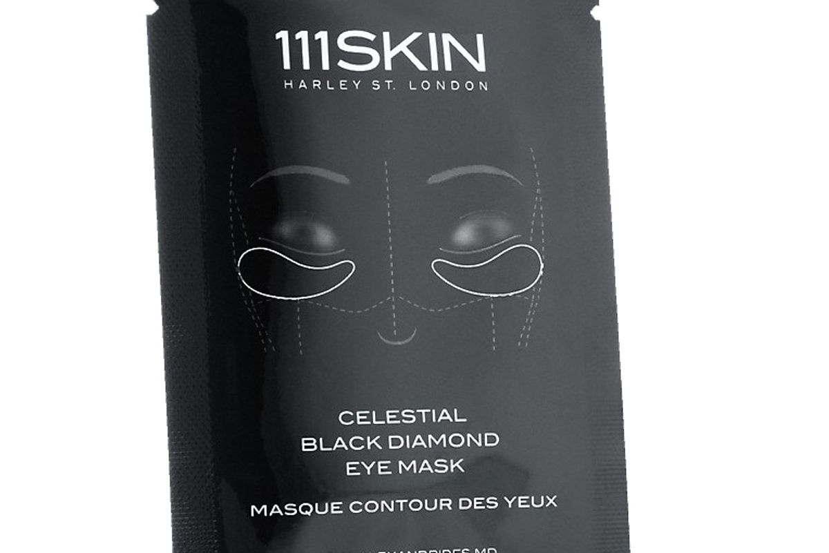 111skin celestial black diamond eye mask