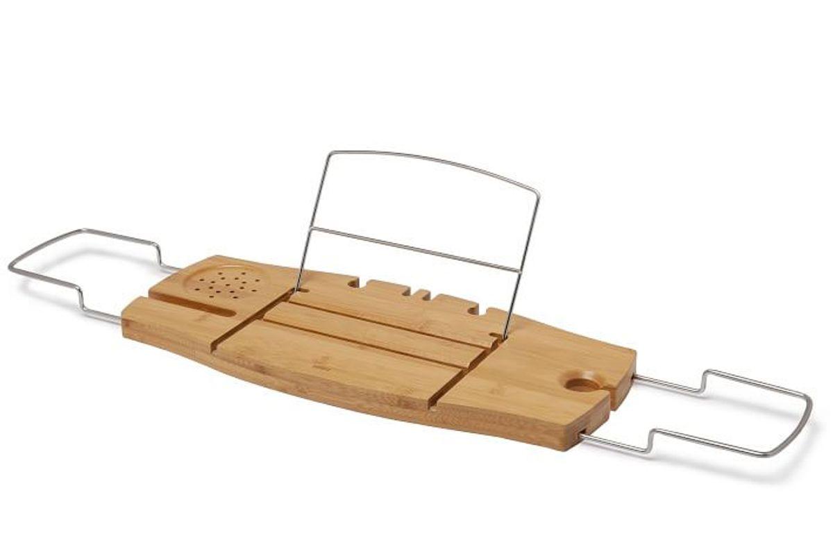 west elm aquala bathtub tray