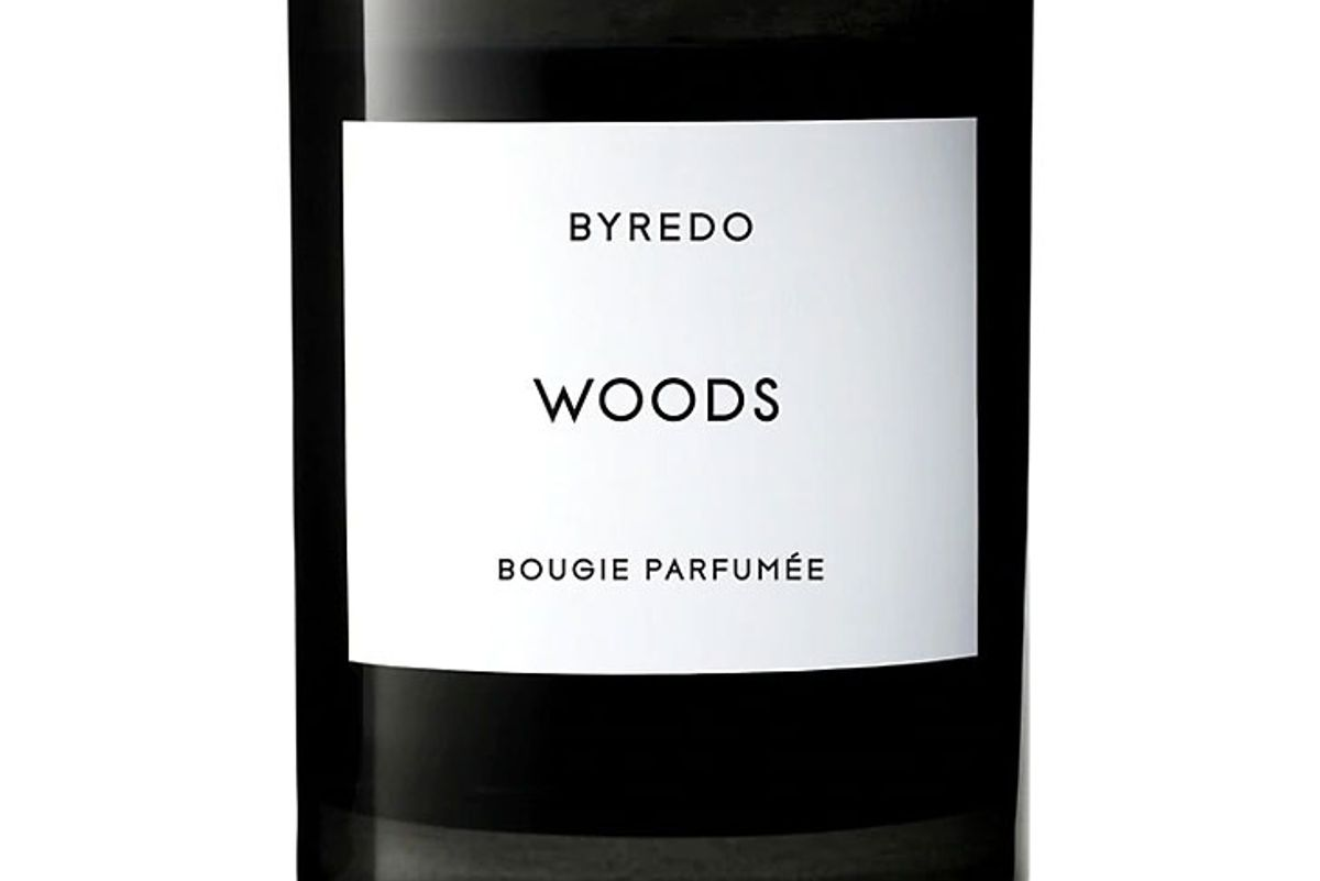 byredo woods scented candle