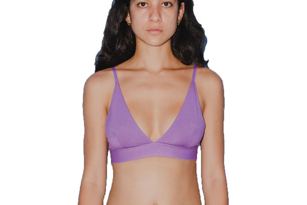 baserange triangle bra