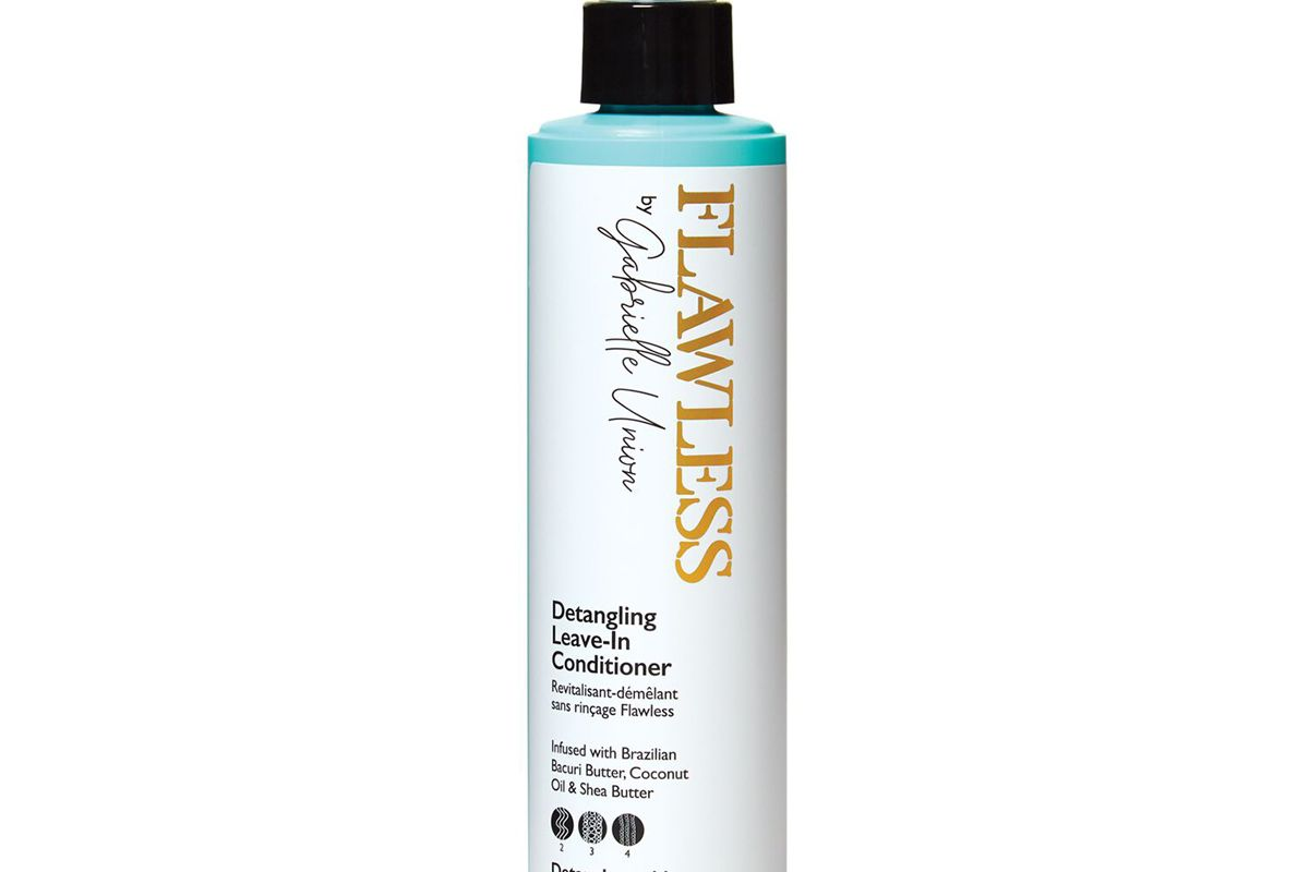 flawless by gabrielle union detangling leave in conditioner